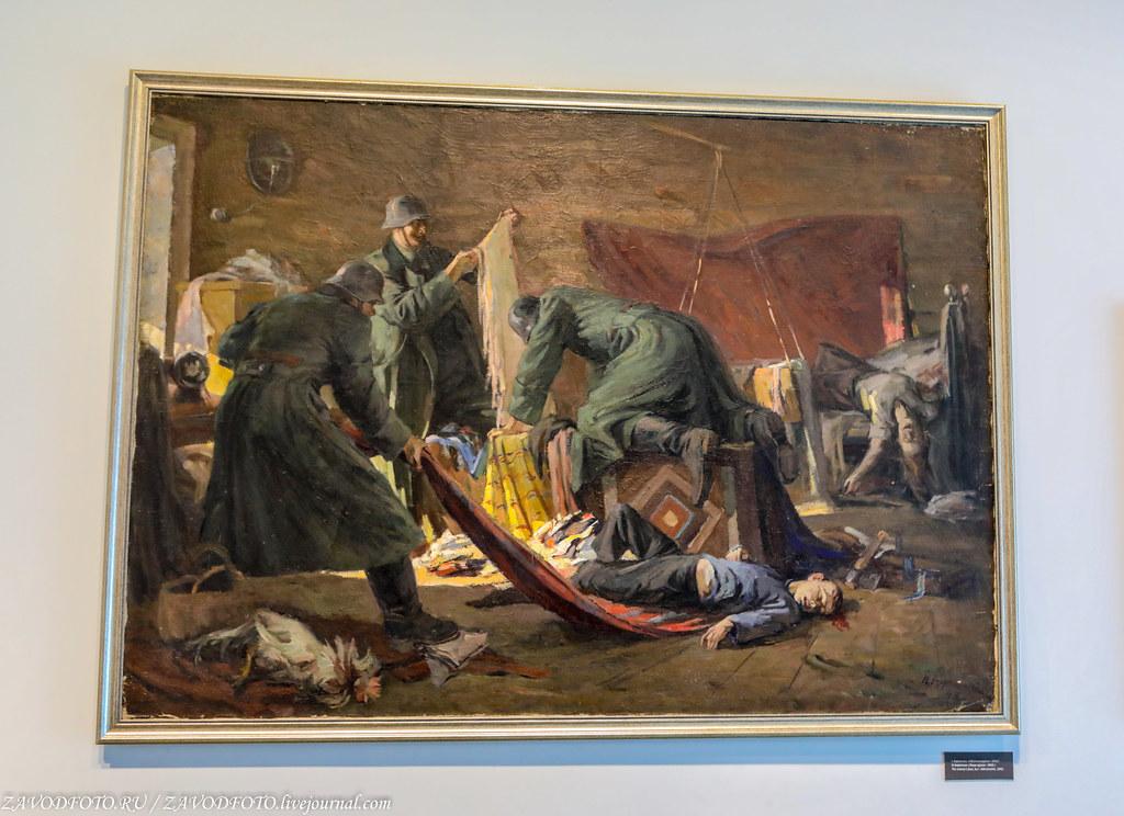 Музей истории Великой Отечественной войны в Минске 999A3620