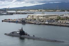 Joint Base Pearl Harbor-Hickam file photo. (U.S. Navy/MCC Amanda Gray)