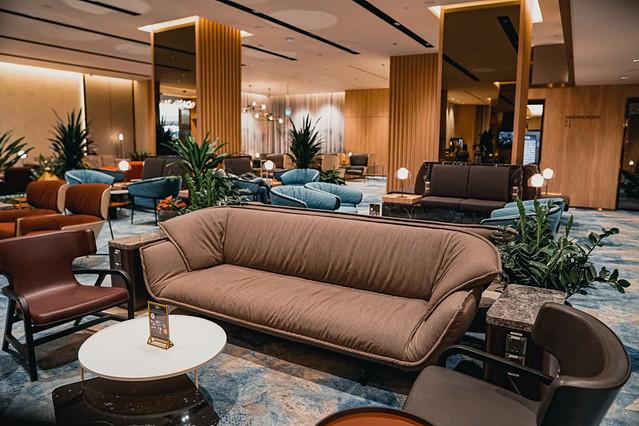 changi lounge