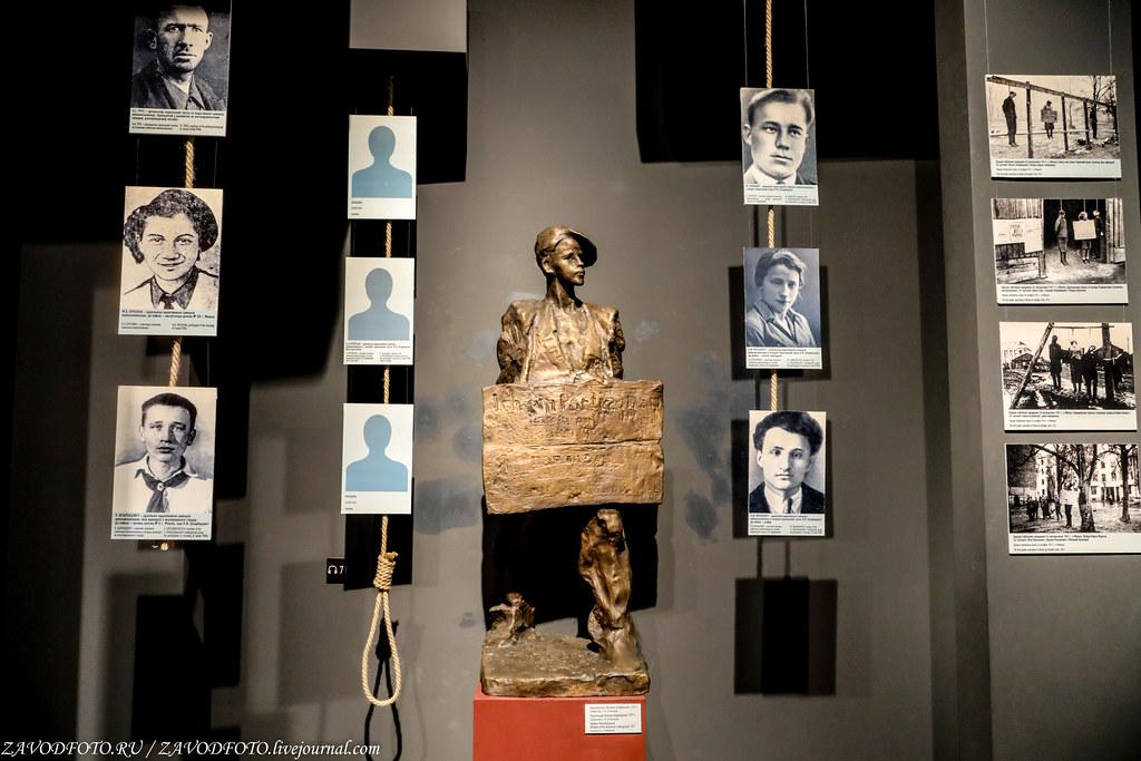 Музей истории Великой Отечественной войны в Минске 999A3593