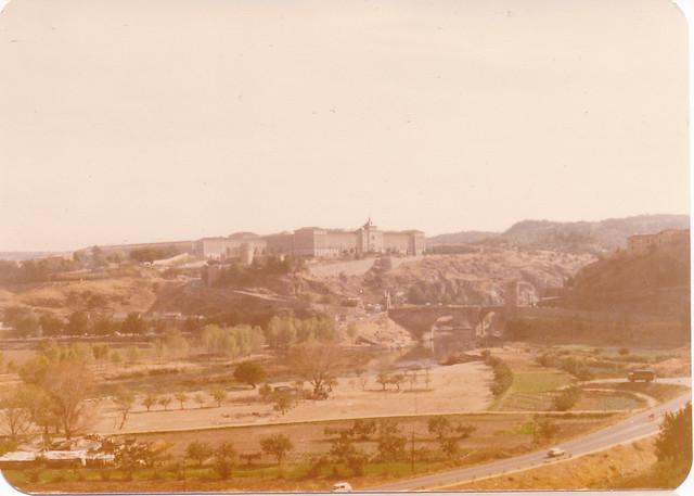 Huerta del Granadal en septiembre de 1981. Fotografía de Tomás García del Cerro