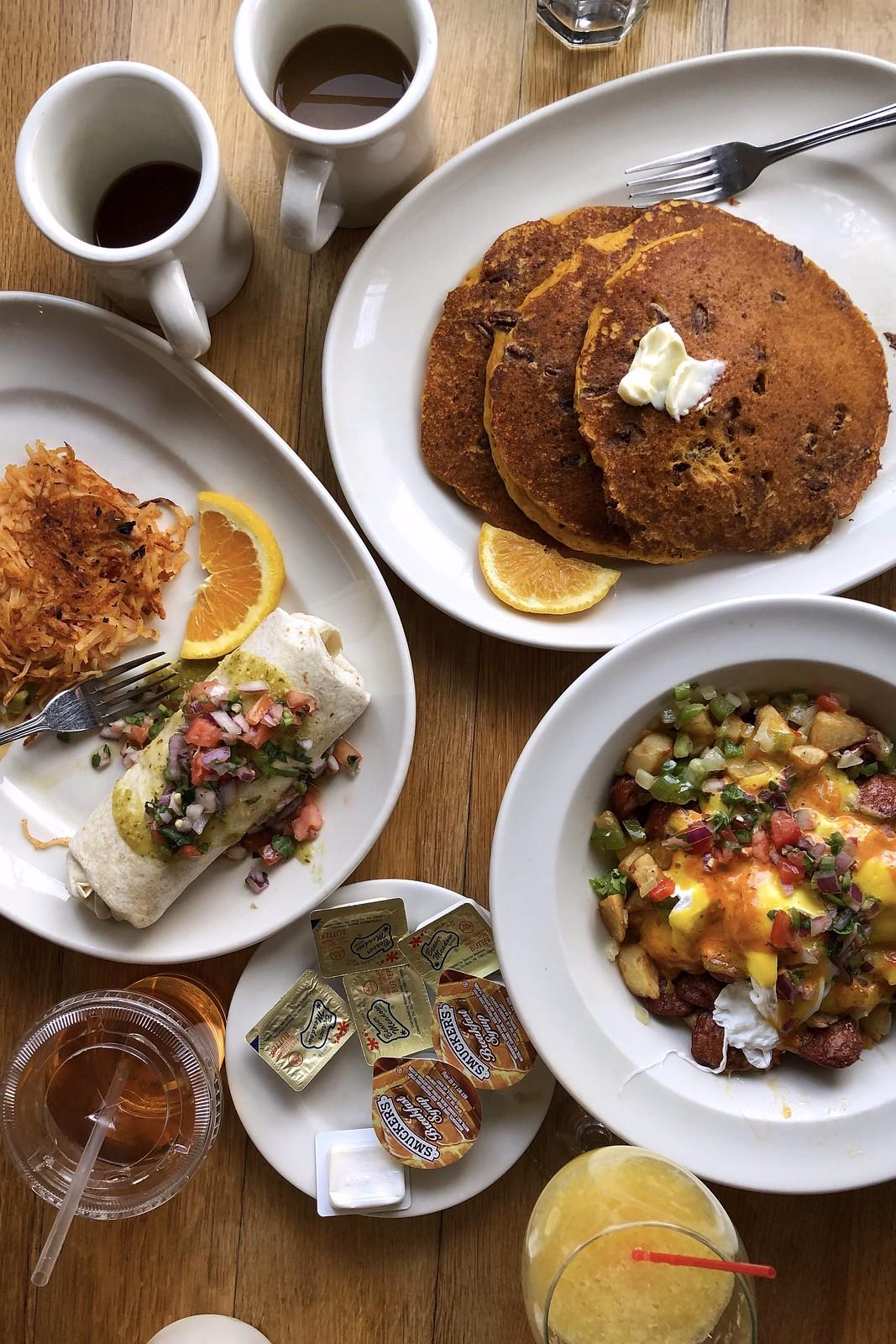 The Beehive Armonk New York Breakfast Brunch
