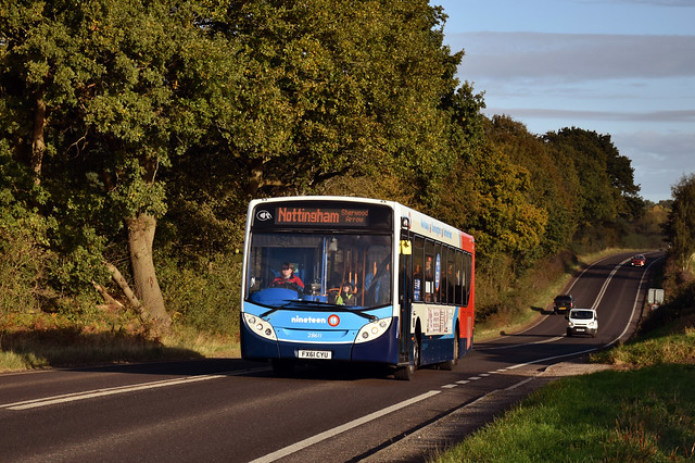 Stagecoach East Midlands 28611
