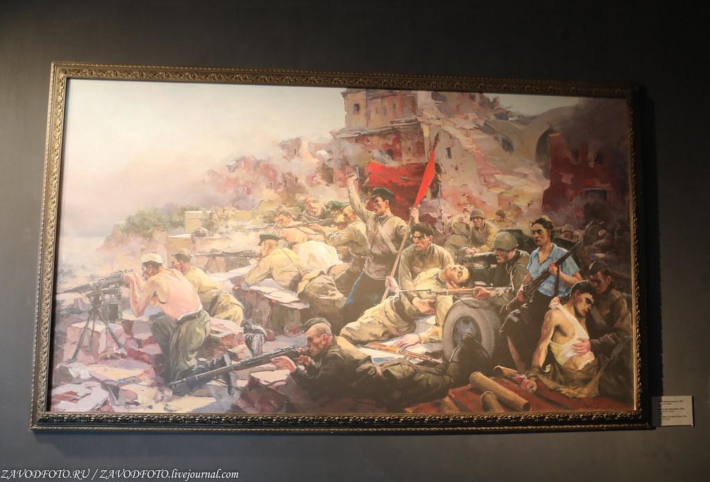 Музей истории Великой Отечественной войны в Минске 999A3267