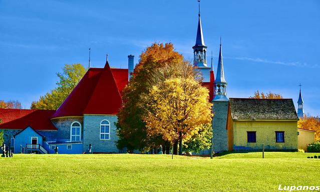 Église de Ste Famille ( Ile d Orléans )