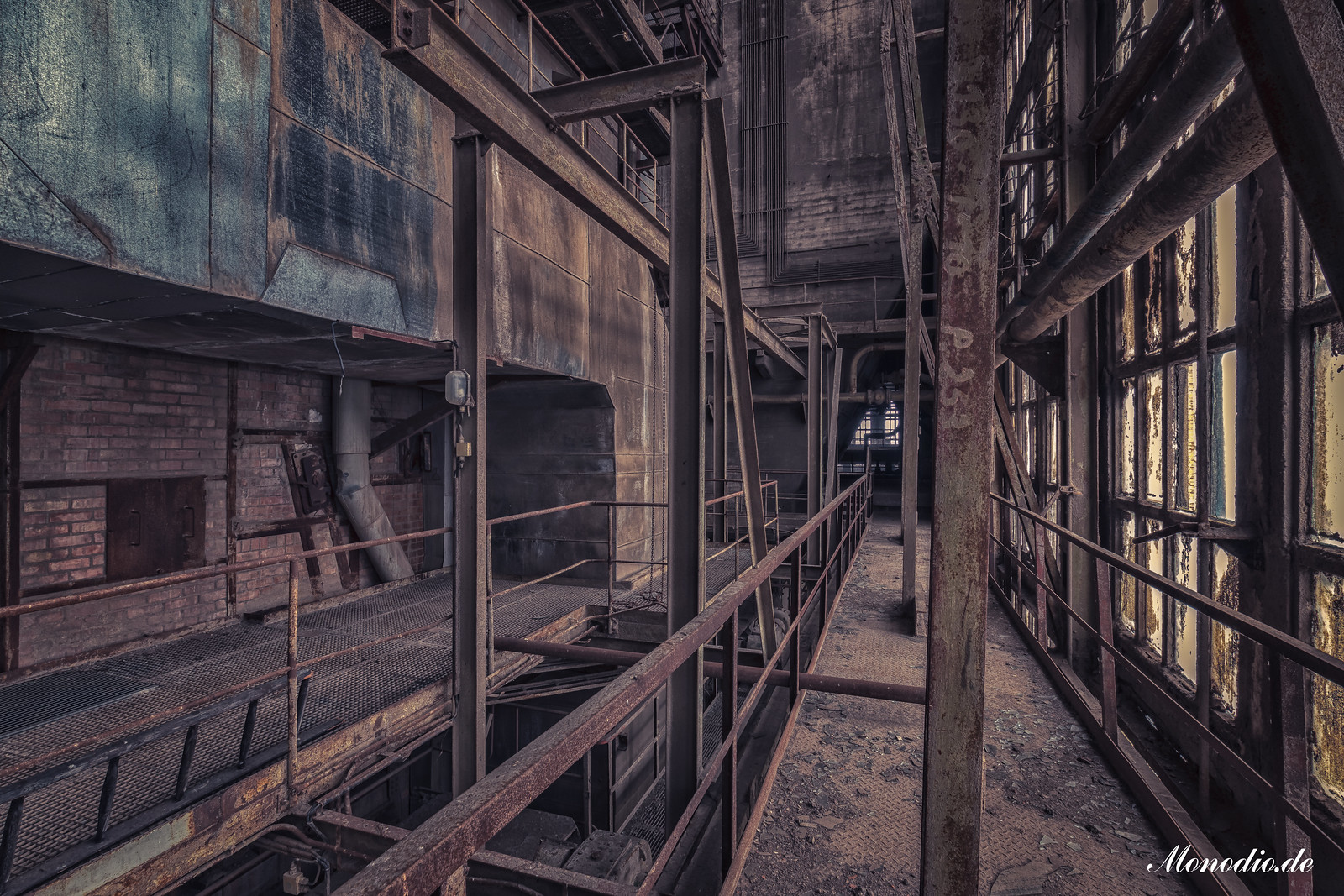 Das Kraftwerk V.