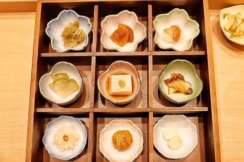 前菜 弁当9種