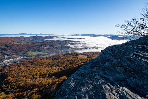 Fall on Mt. Jefferson