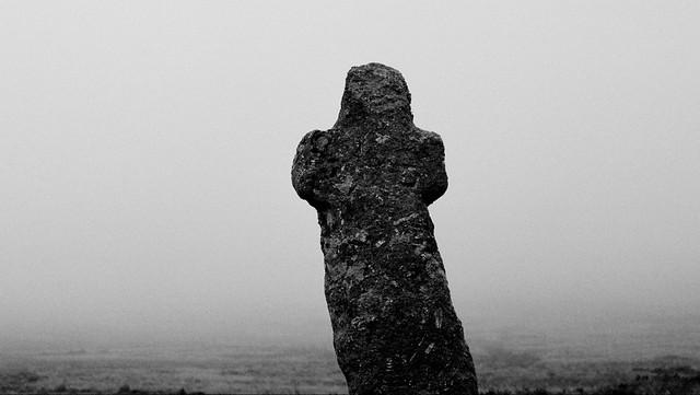 Cross in the Mist