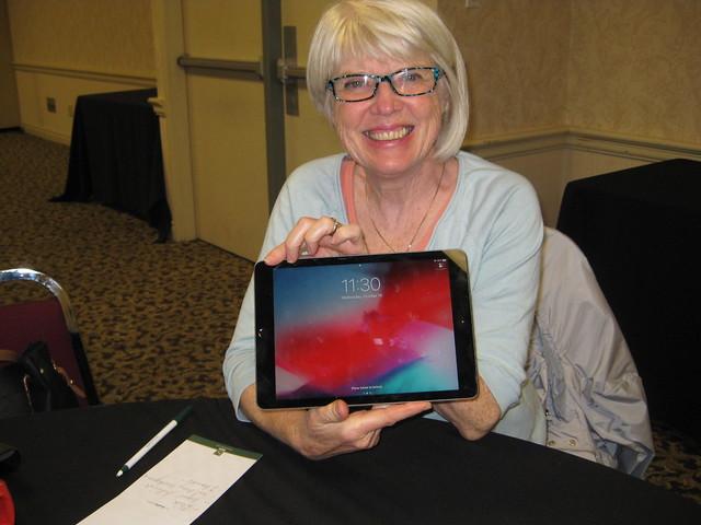 Tablet Workshop Oct 2019