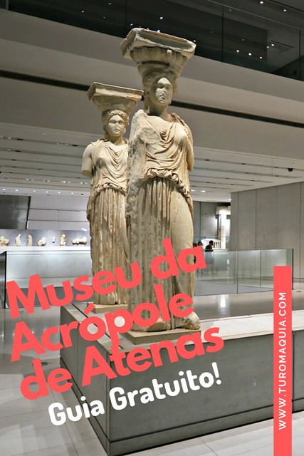 Museu da Acrópole - Atenas