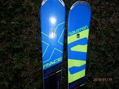 SALOMON  X-Race SW, 165cm SL - titulní fotka