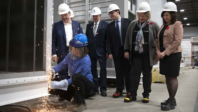Building Alberta's skilled workforce