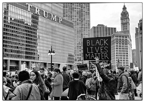 Trump - Black Lives Matter
