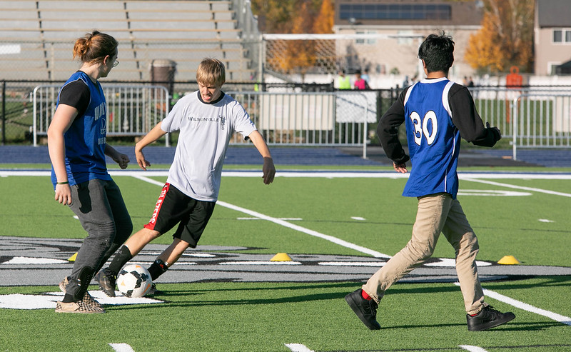 Unified Soccer Game - October 23, 2019