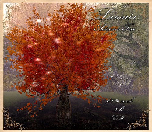 Autumn Tree group gift