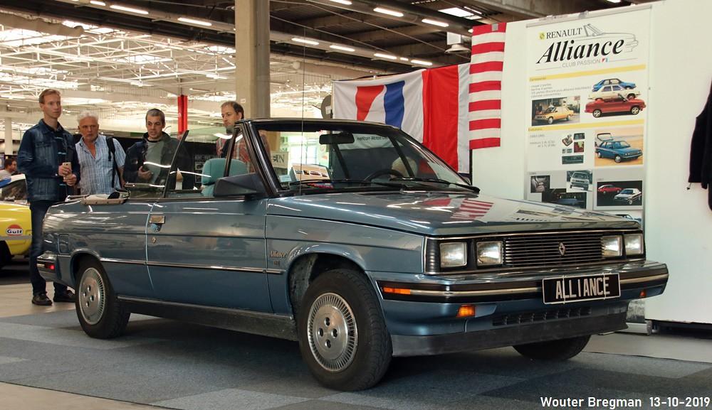 Renault Alliance convertible