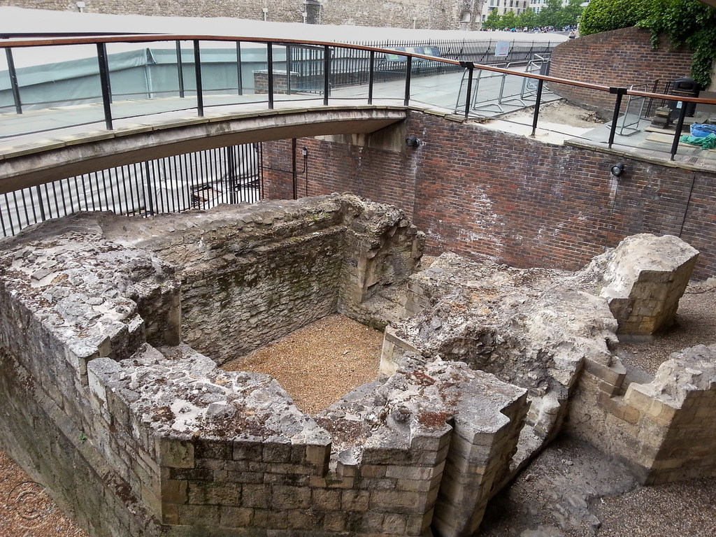 Remains of Postern Gate