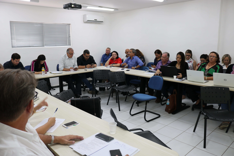 Reunião de Diretoria Executiva Ampliada
