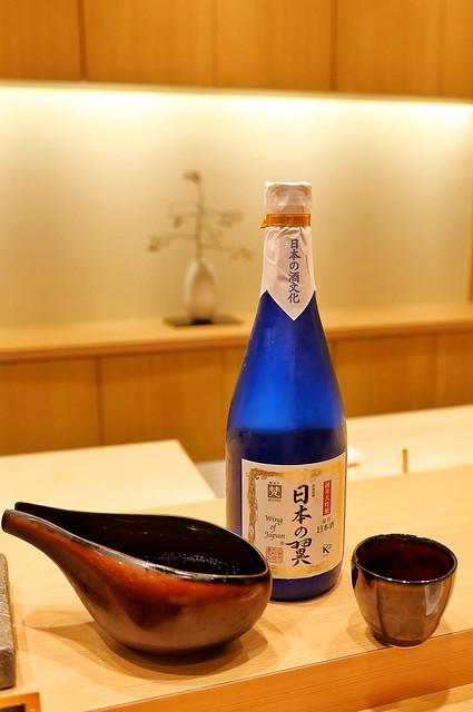 「梵 日本の翼 純米大吟醸」