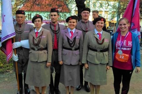 BĚŽELI JSME: Premiéra sokolského Běhu republiky vyšla parádně
