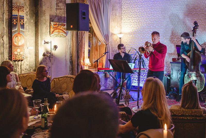 Jazz.ee ja Võru Jazziklubi LIVE| Joel Remmel Trio & Jukka Eskola