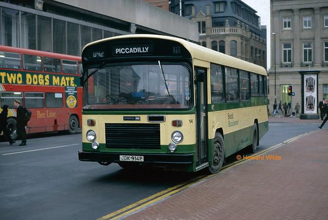 South Manchester, Hyde 14 (JDK 914P)