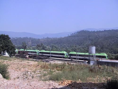 allan cp portugal railcar railway serpins station train vehicle