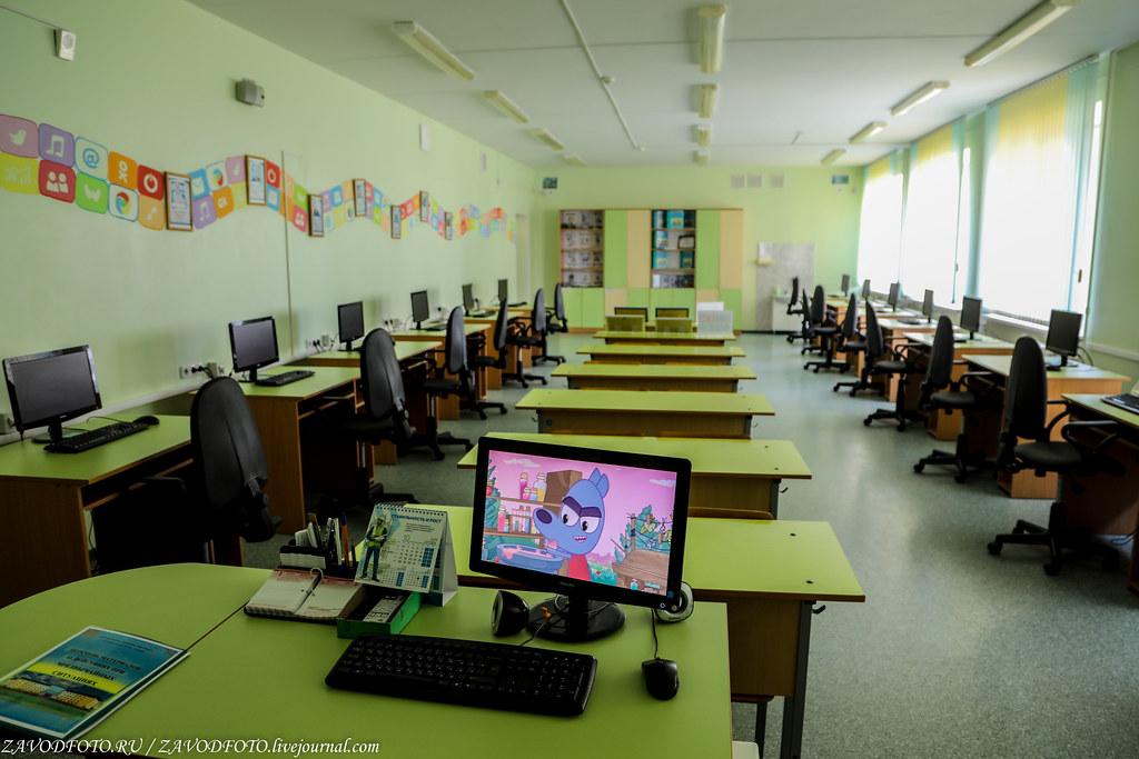 Есть большая вероятность, что российские школы обойдутся без четвертой четверти 999A6657
