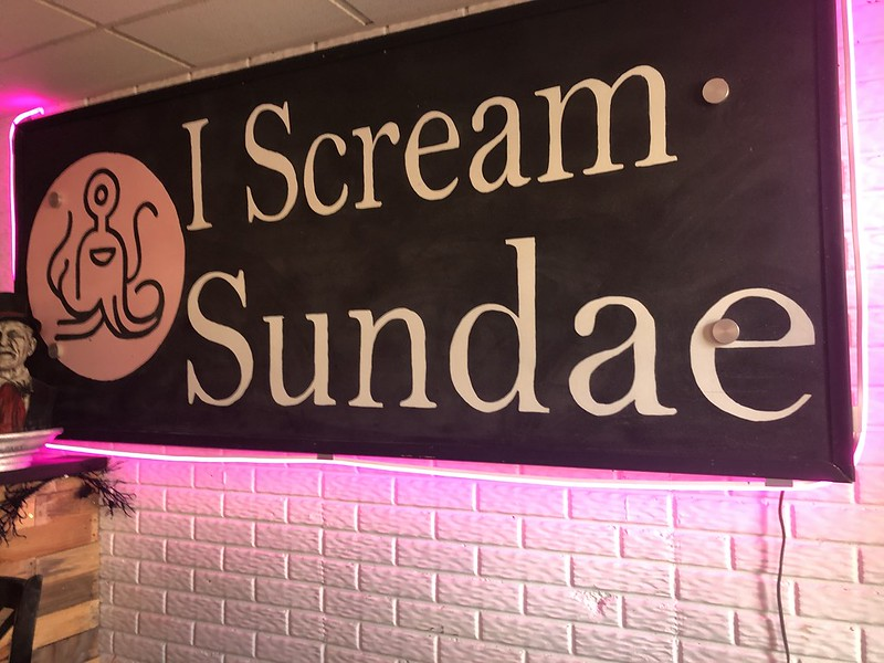 I Scream Sundae