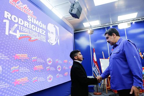 Presidente Nicolás Maduro: Venezuela volvió a vencer al imperialismo en cumbre Mnoal