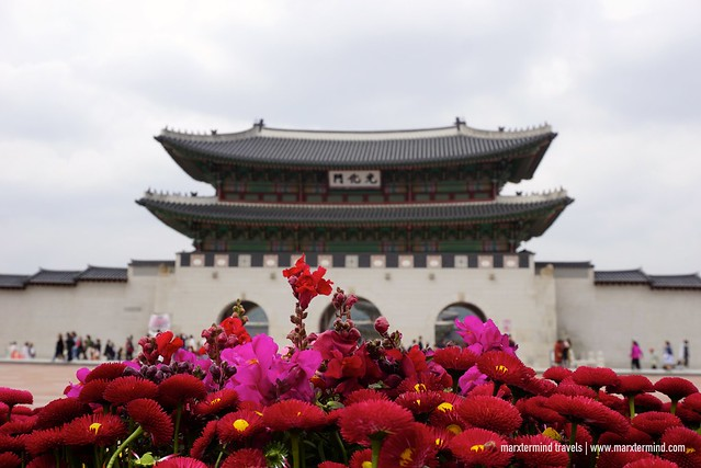 Seoul Weekend Itinerary - Gyeongbokgung Palace Main Gate