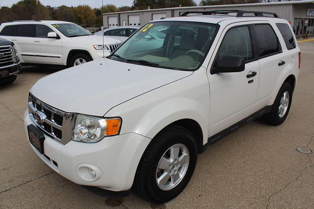 2012 Ford Escape 4x4