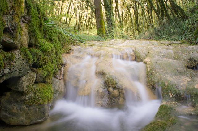 le ruisseau du Caillon