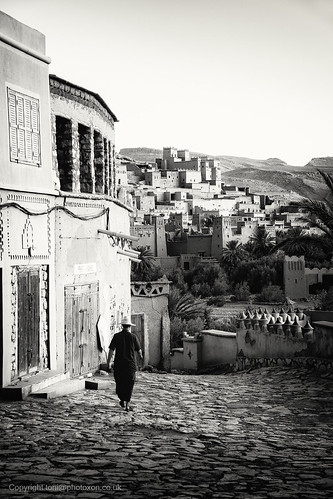 Ait Benhaddou after sunrise | by toniertl