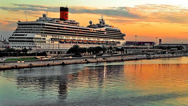 Costa Fortuna Cruising Ship
