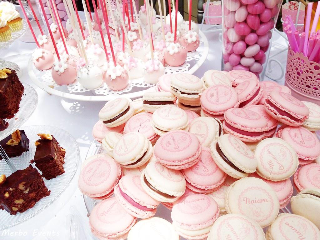 macarons comunion merbo events