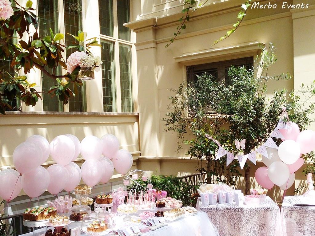 mesa dulce comunion barcelona merbo events