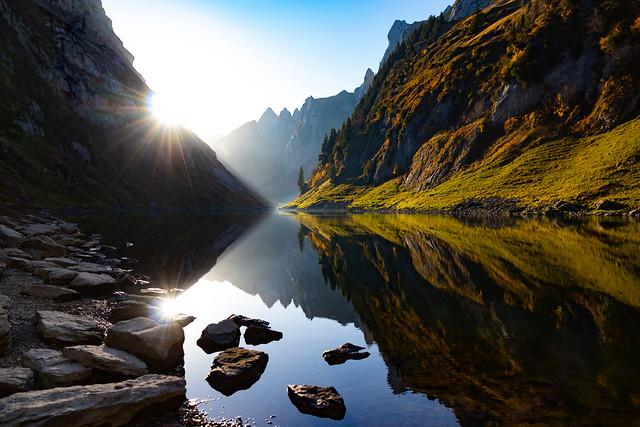 Fählensee - Appenzell Innerrhoden - Schweiz