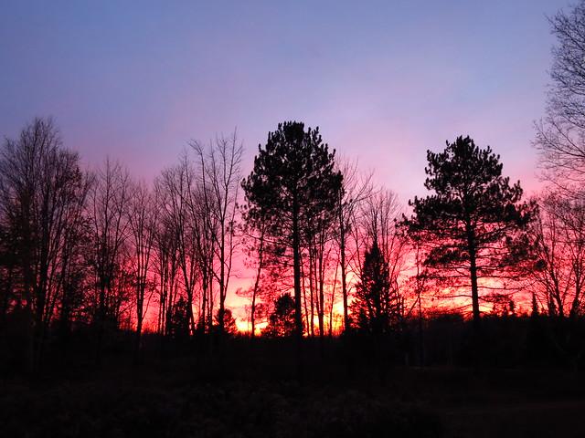 IMG_2205 northwoods sunset