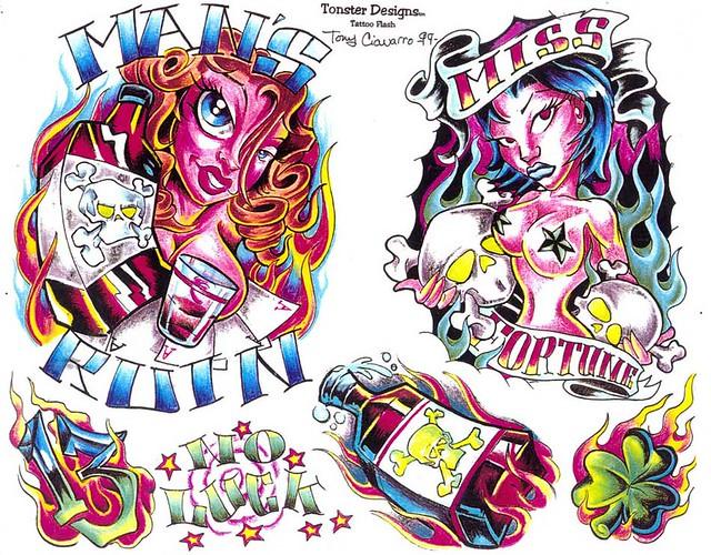 Tattoo designs 352