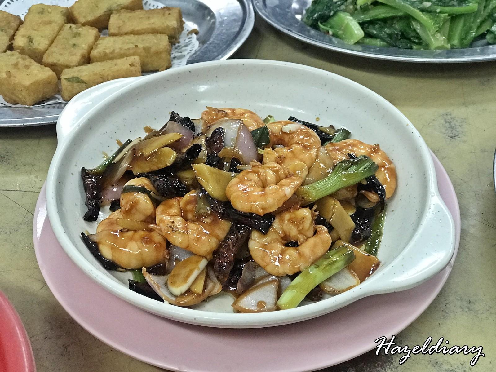 Restoran Jing Seng-Prawn