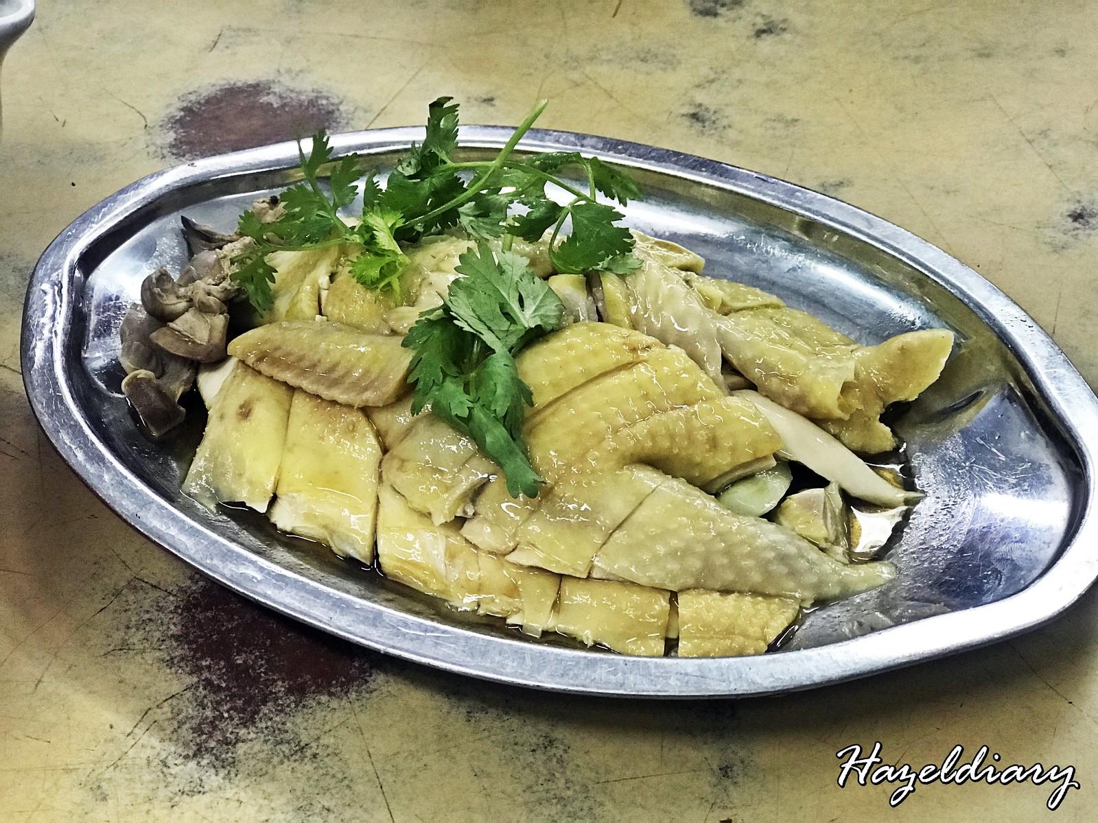 Restoran Jing Seng-Kampung Chicken