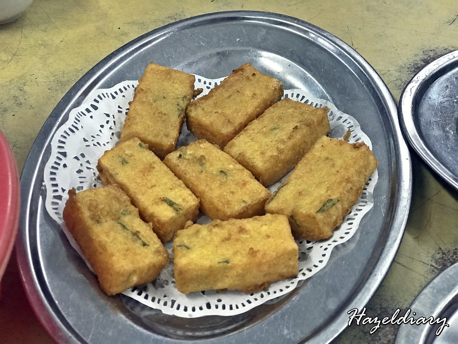 Restoran Jing Seng-Fried Homemade Beancurd