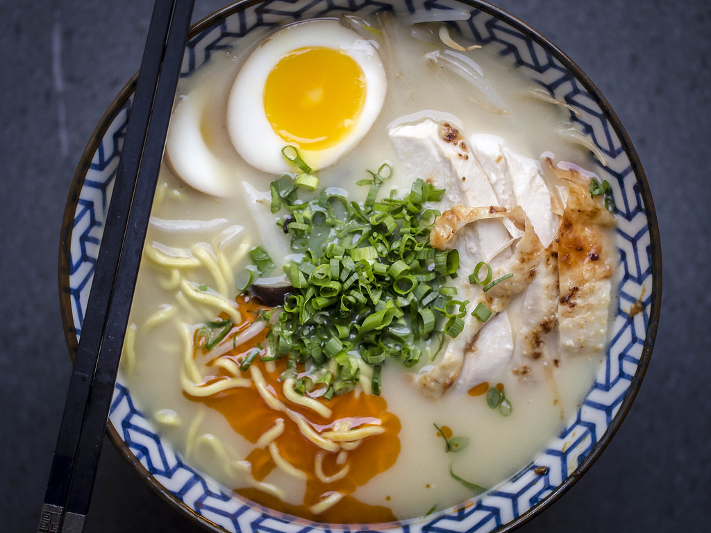 Shio Turkey Ramen Broth