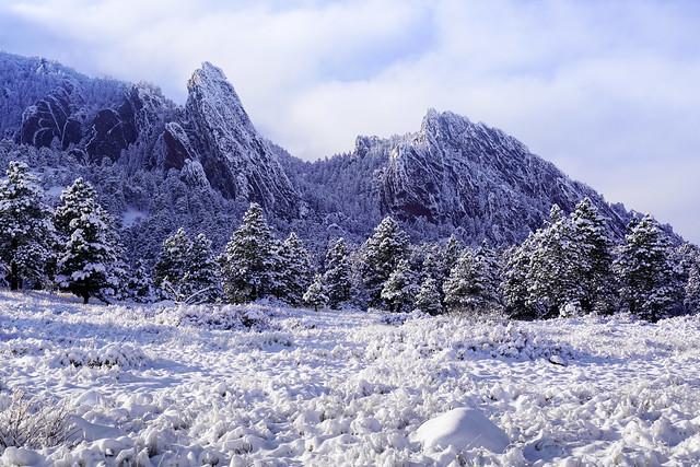 Flatirons - Boulder Colorado