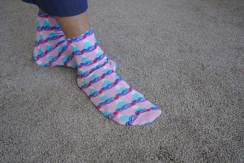 Tabio Fuji Socks 07