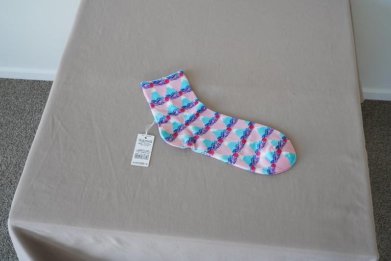 Tabio Fuji Socks 04