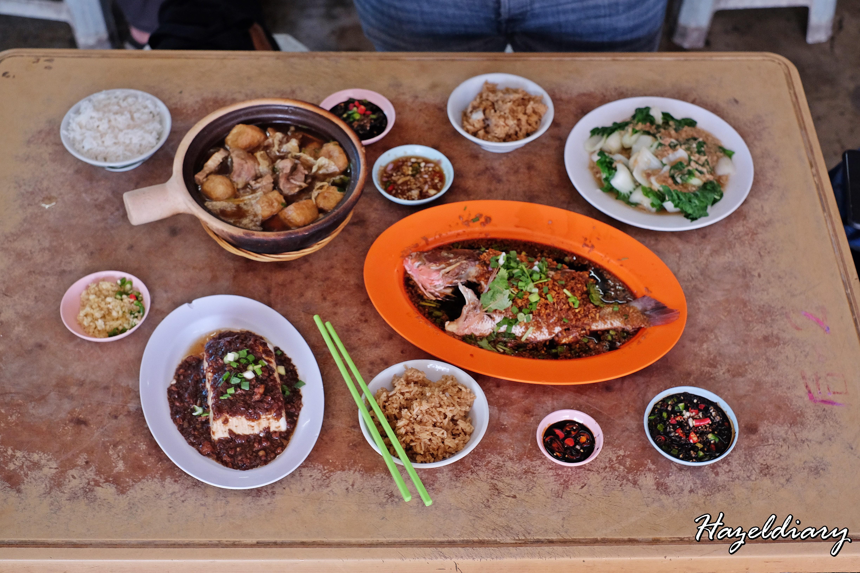 [JB EATS] Kedai Bak Kut Teh Hin Hock ( 兴福肉骨茶 ) At Tampoi | Johor Bahru