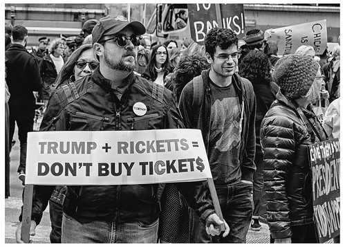 Trump + Ricketts = Don't Buy Tickets